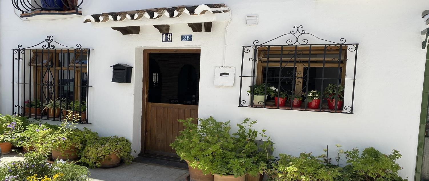 Beautiful MIJAS PUEBLO Townhouse